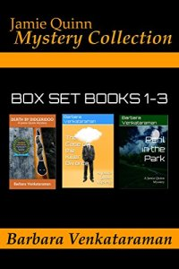 Jamie Quinn Box Set